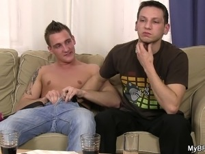 Gay boys cant wait fucking each other