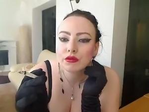 Smoking Mistress