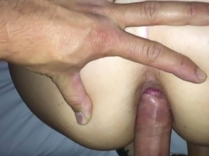 German homemade anal Gape