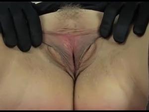 Mature big pussy lips