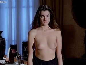 Florence Guerin Trina Michelsen hot scenes from La Bonne