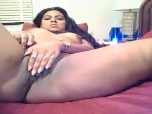 Big ass babe cam show