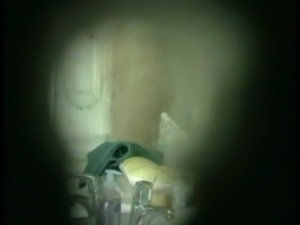 Visiting friend showers hidden cam