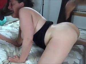 Slut wife gets 2 BBC