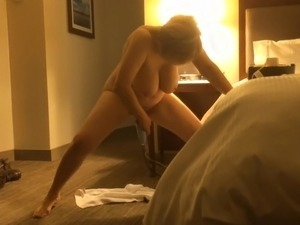 Mom squirts a lot while masturbating by MarieRocks