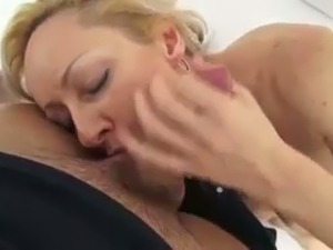 Mature blonde fuck friend from Czech Republic is excited to film our sex