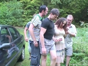 Gang bang Porn Videos