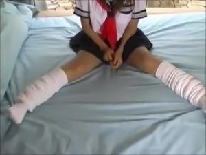 Upskirt of Japanese highschool 1