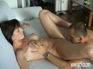 Hot milf brutally fist fucked in her greedy twat