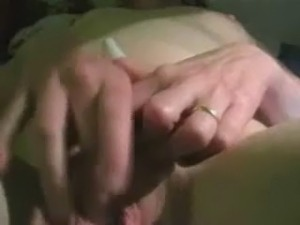 43 y. Married Mother fingering at home