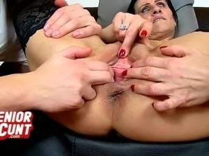 Huge tits milf Martina sex with a monster dick