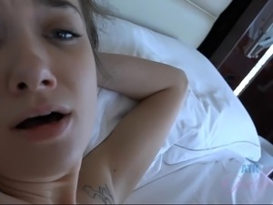 Gia Paige looks so hot getting fucked hard