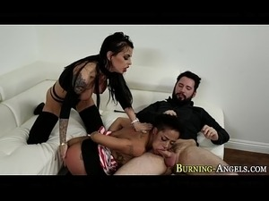 Alt slut bdsm sucking