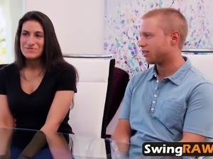 REAL SEX PARTY swingers reality show