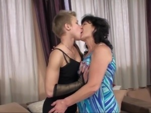 i know this is forbidden, but kiss me grandma!