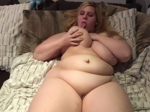 White Bbw With Huge Juggs