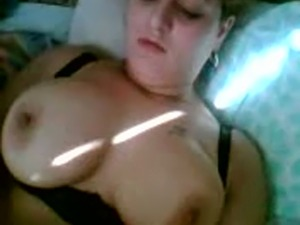 My big boobed Arab wifey loves when I squeeze her swollen nipples