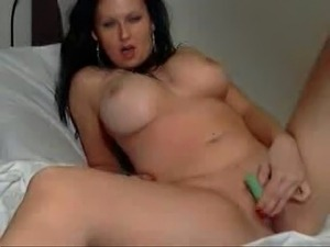 Stepmom on cam using dildo  - more videos on webgirlsoncam.blogspot.com.AVI