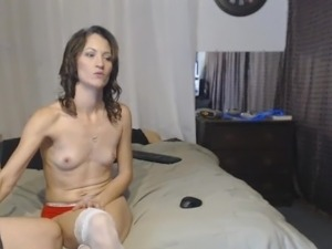 Pretty Little Pussy On My Big Cock