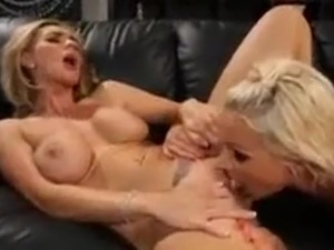 Tanya Tate is a sexy lesbian teacher