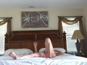 Cheating wife and mom fucks husbands friend again