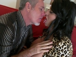Rita Daniels is well known for her high sex drive and she fucks like a pro