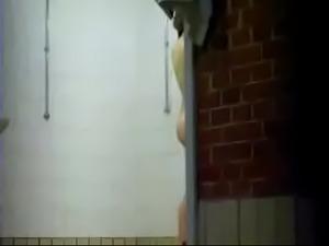 shower room spy cam for more videos on www.999girlscam.net