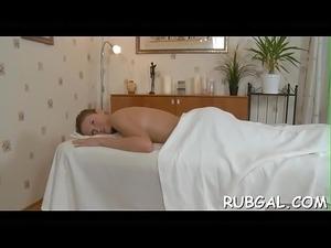 Massage parlor pleased ending