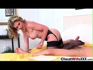 Horny Wife (cory chase) Like Cheating Sex On Camera vid-08