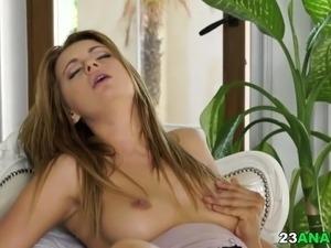 Emily Thorne sensual butt sex