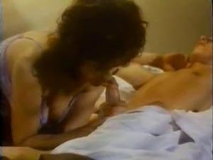Aunt seduces nephew- vintage