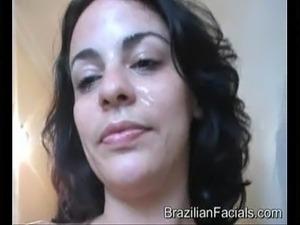 Remarkable, brazilian facial porn state