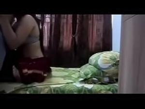 hot bhabi give blowjob in saree