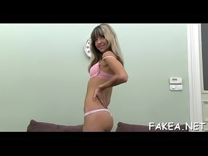 Fake porn casting daybed