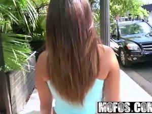 Mofos - Public Pick Ups - Glamorous PAWG Fucks Camera Guy st