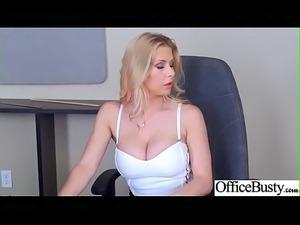 (Rachel RoXXX) Big Tits Horny Office Girl Get Nailed Hardcore vid-24