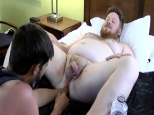Gay doctor anal fisting first time He stretches the boy's hole wit