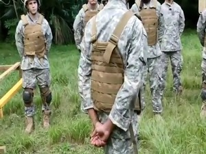 Video examine penis army and young very cute gay And guy knight took i