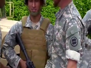 Hot nude army gays first time Explosions  failure  and punishment
