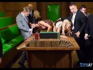 lawyers fucking in the courtroom