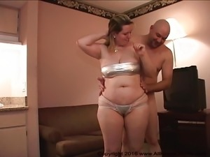 Big Butt Big Tit Housewife Gets Butt Fucked