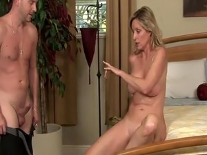 Jodi West loves the missionary position