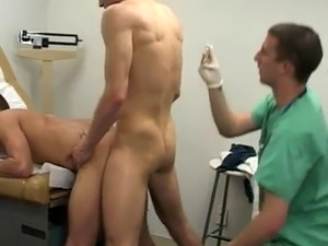 Free porn movies gay doctor exams xxx Getting on my back