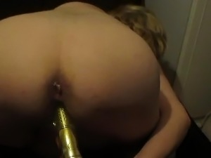 taking it from behind