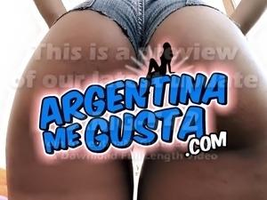 Big Bubble Butt Latina Babe Has Huge Nipples and Areolas