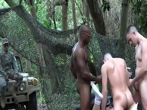 Papa boy gay sex movie A insane training day finishes with crazy sex