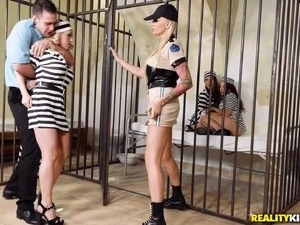 Dominica Phoenix and Christina Shine crave to be fucked by hot men