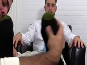 Gay puerto rican monster male foot domination xxx KC's New Foot &