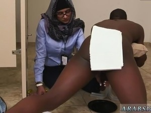 Chubby arab anal Black vs White  My Ultimate Dick Challenge.