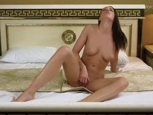 solo of hungarian babe felicia kiss from her virgin times